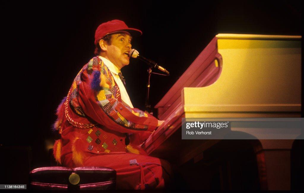 Elton John : ニュース写真