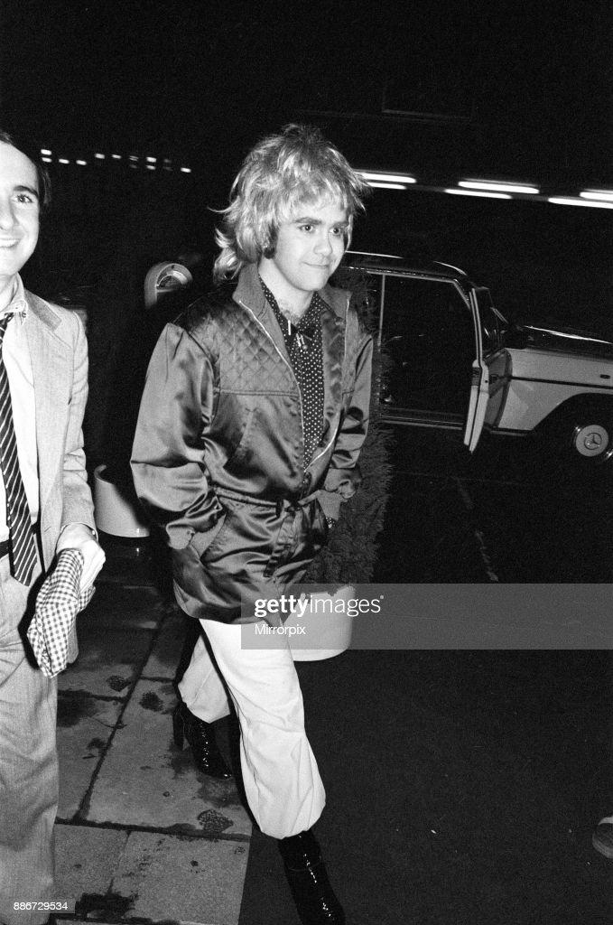 Elton John, 1979 : News Photo