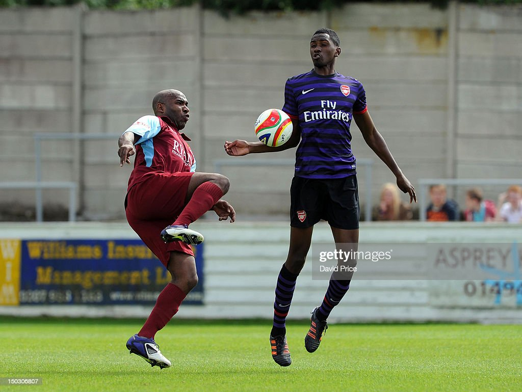 Chesham United v Arsenal XI - Pre Season Friendly