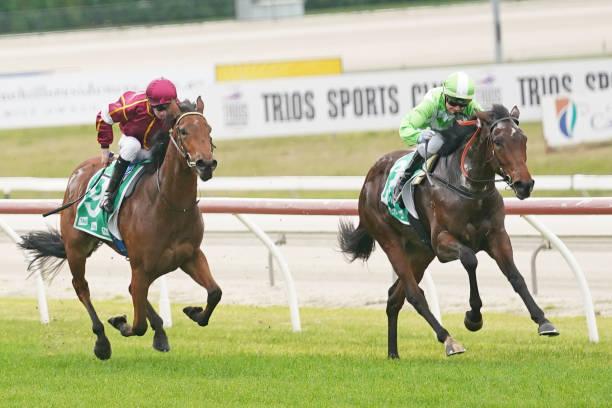 AUS: Cranbourne races
