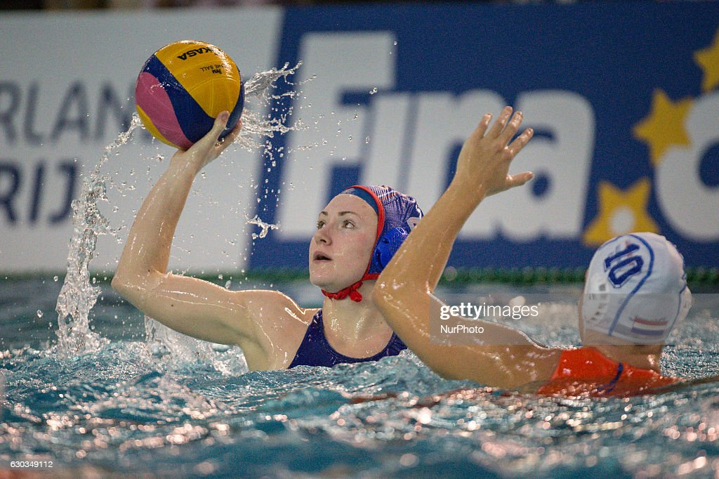 The Netherlands v Russia - FINA Water Polo World League