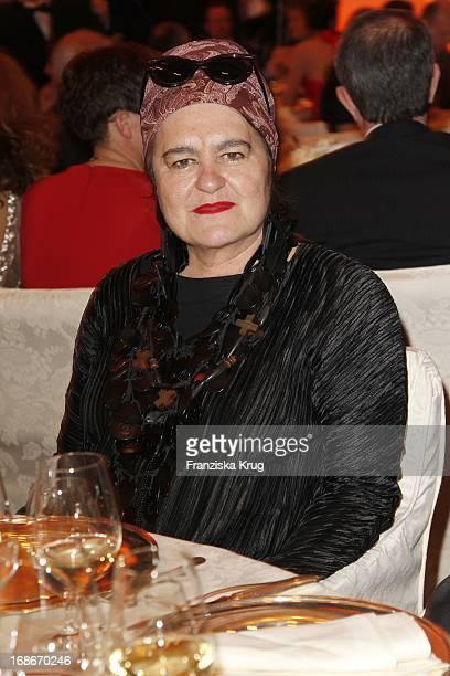 Elvira Bach 10 Anniversary Of The Felix Burda Award Hotel Adlon in Berlin