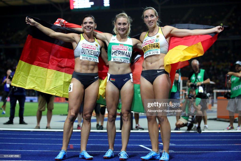 24th European Athletics Championships - Day Three : News Photo