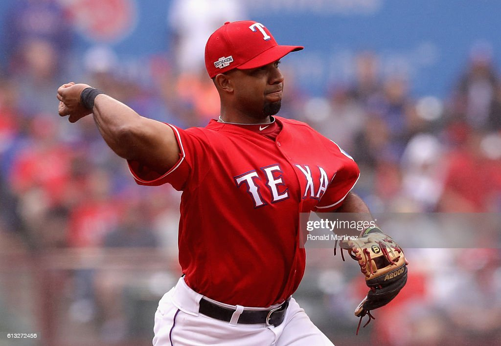Division Series - Toronto Blue Jays v Texas Rangers - Game Two