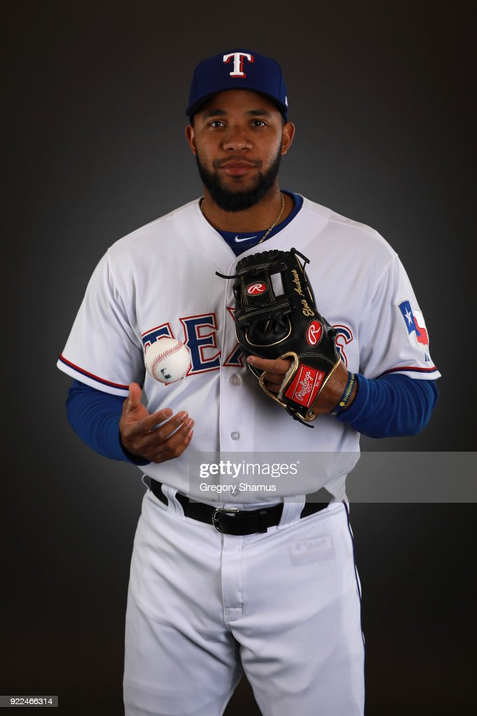 Texas Rangers Photo Day : ニュース写真