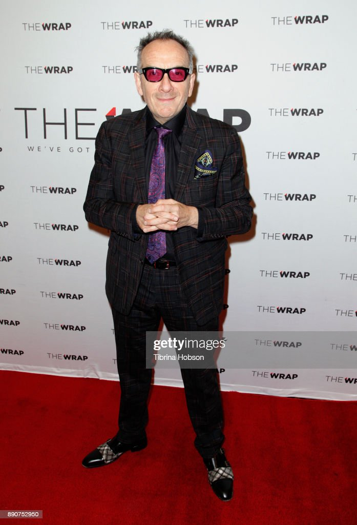 Elvis Costello attends TheWrap's 'Special Evening With 2018 Oscar Song Contenders' at AMC Century City 15 theater on December 11, 2017 in Century City, California.