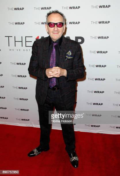 Elvis Costello attends TheWrap's 'Special Evening With 2018 Oscar Song Contenders' at AMC Century City 15 theater on December 11 2017 in Century City...