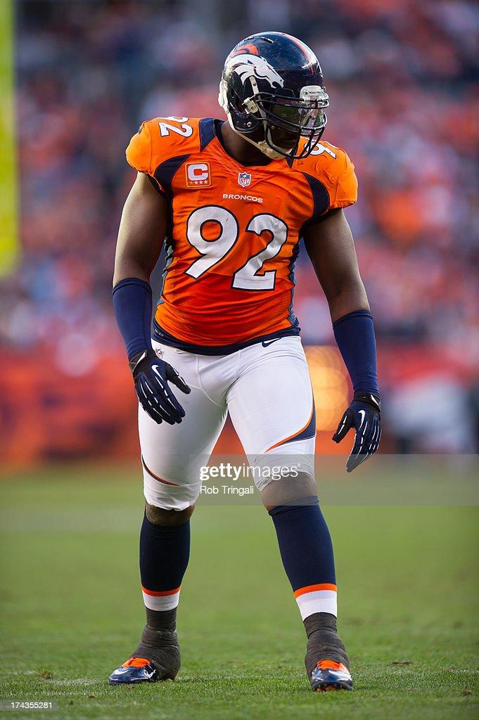 Tampa Bay Buccaneers v Denver Broncos : News Photo