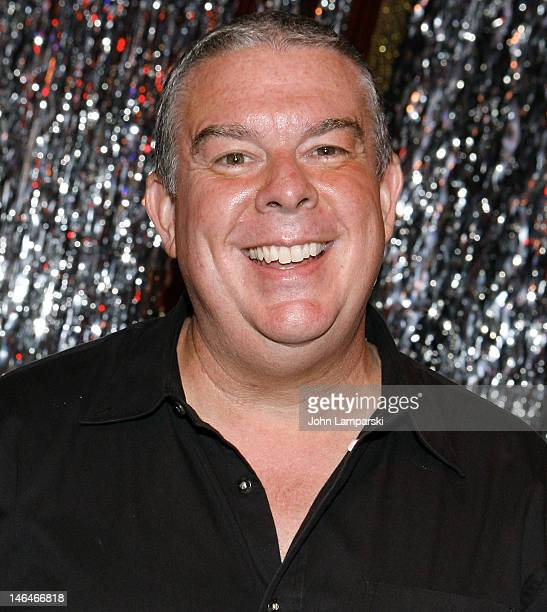 Elvis Duran attends Alex Carr's birthday celebration at The Stonewall Inn on June 16 2012 in New York City