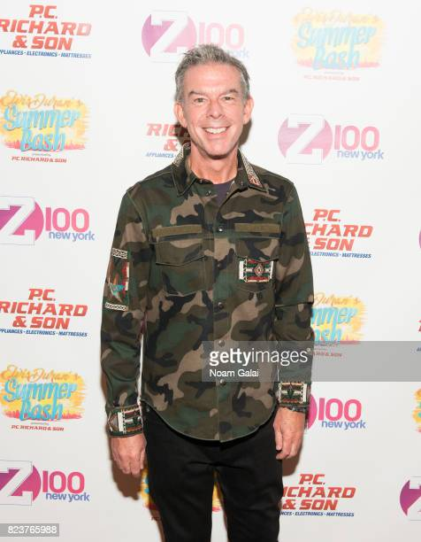 Elvis Duran attends Elvis Duran's 2017 Summer Bash at the Pennsy Plaza on July 27 2017 in New York City