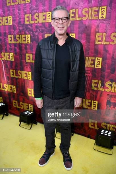 Elvis Duran attends the 5th Annual Elsie Fest Broadway's Outdoor Music Festival on October 05 2019 in New York City