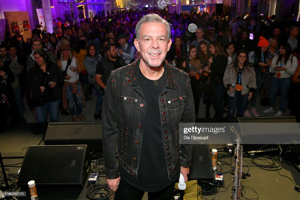 Food Network & Cooking Channel New York City Wine & Food Festival presented by Capital One - Elvis Duran's Taste of New York presented by Intrinsic Wines hosted by Elvis Duran and the Z100 Morning Show : News Photo