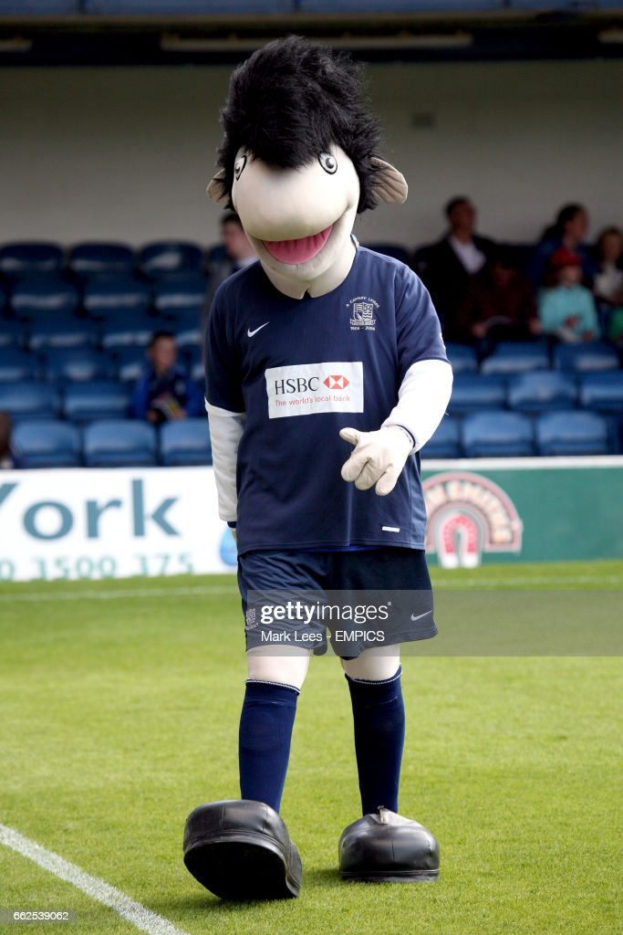 Elvis J Eel, Southend United mascot News Photo   Getty Images