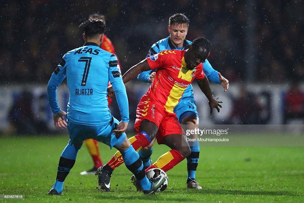 Go Ahead Eagles v AZ Alkmaar - Eredivisie