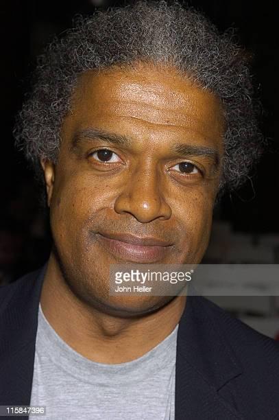 Elvis Mitchell during 2004 Los Angeles Film Festival - Blaxploitation Misnomer and Misunderstood at Director's Guild of America Atrium in Los...