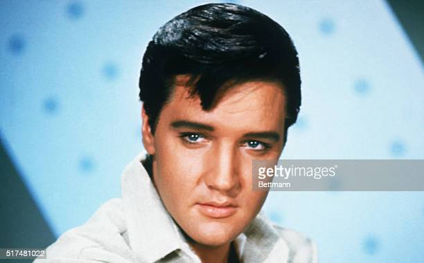 Elvis Presley American rock 'n' roll legend