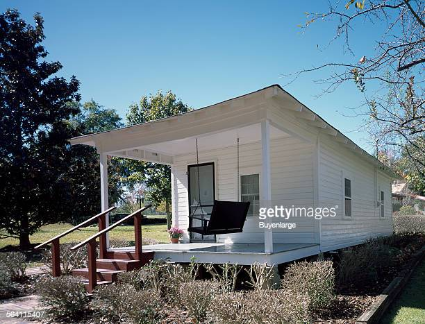 Elvis Presley birthplace Tupelo Mississippi