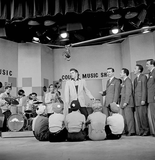 Elvis Presley On The Milton Berle Show