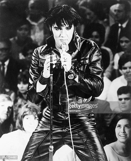 Elvis Presley's landmark TV special was taped in June 1968 and aired December 3 on NBC
