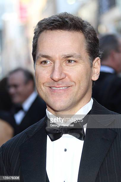 Elvis Stojko attends Canada's Walk of Fame at the Canon Theatre on October 16, 2010 in Toronto, Canada.