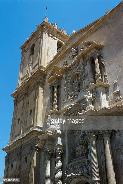 Elx Basilica Minor of Santa Maria or Arciprestal Church of Our Lady of the Assumption Western facade The construction of the building began on 2nd...