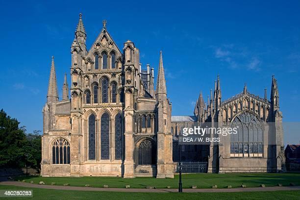 Ely cathedral Cambdridgeshire United Kingdom