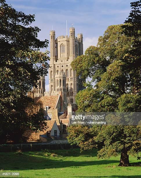 Ely Cathedral, Ely, Cambridgeshire, England, UK