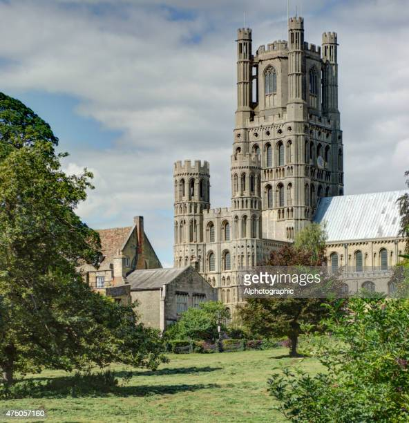 Ely Cathedral exterior