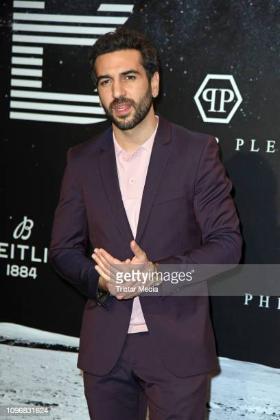 Elyas M Barek attends the PLACE TO B Berlinale party during 69th Berlinale International Film Festival at Borchardt Restaurant on February 9 2019 in...