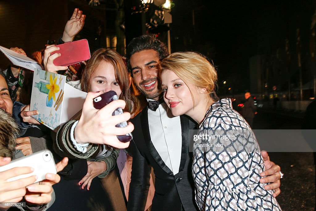 Bambi Awards 2014 - Red Carpet Arrivals : News Photo