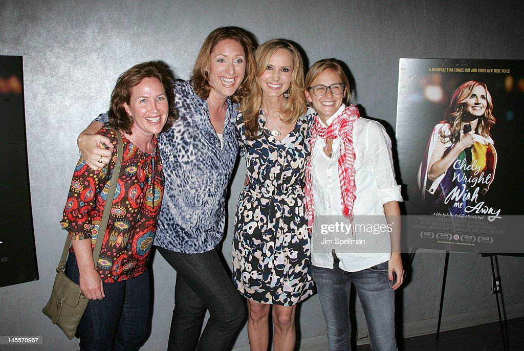 """""""Chely Wright:  Wish Me Away"""" New York Premiere - Arrivals : News Photo"""