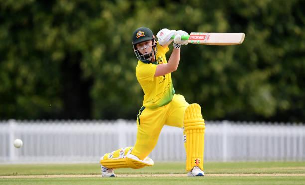 GBR: England Women's Academy v Australia