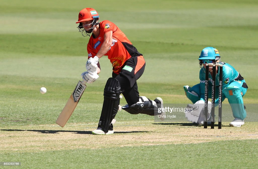WBBL - Heat v Scorchers