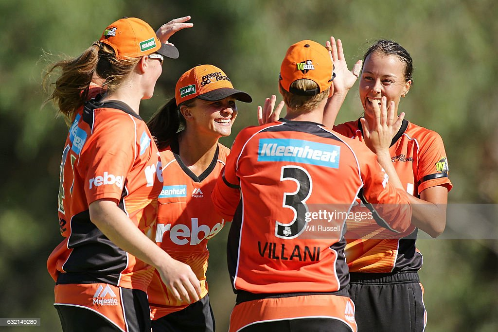 WBBL - Scorchers v Thunder