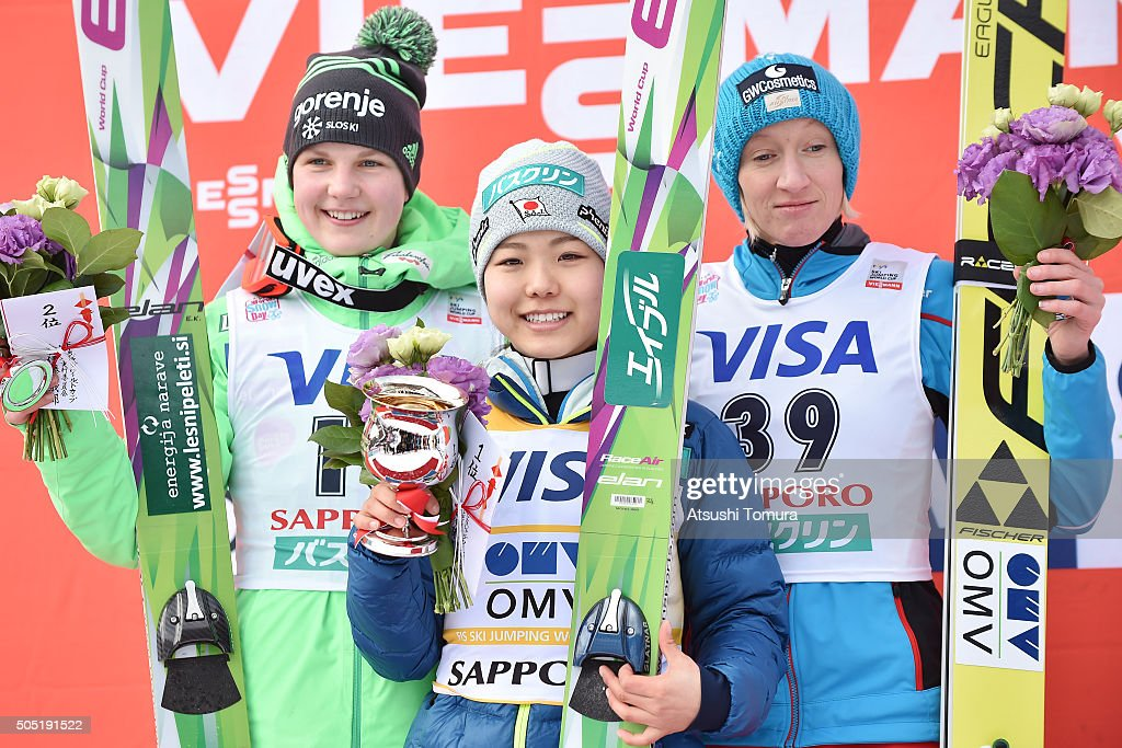 FIS Ski Jumping World Cup Ladies Sapporo - Day 1 : News Photo