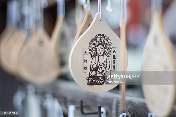 Ema Wooden Plaques in Senso-ji Temple