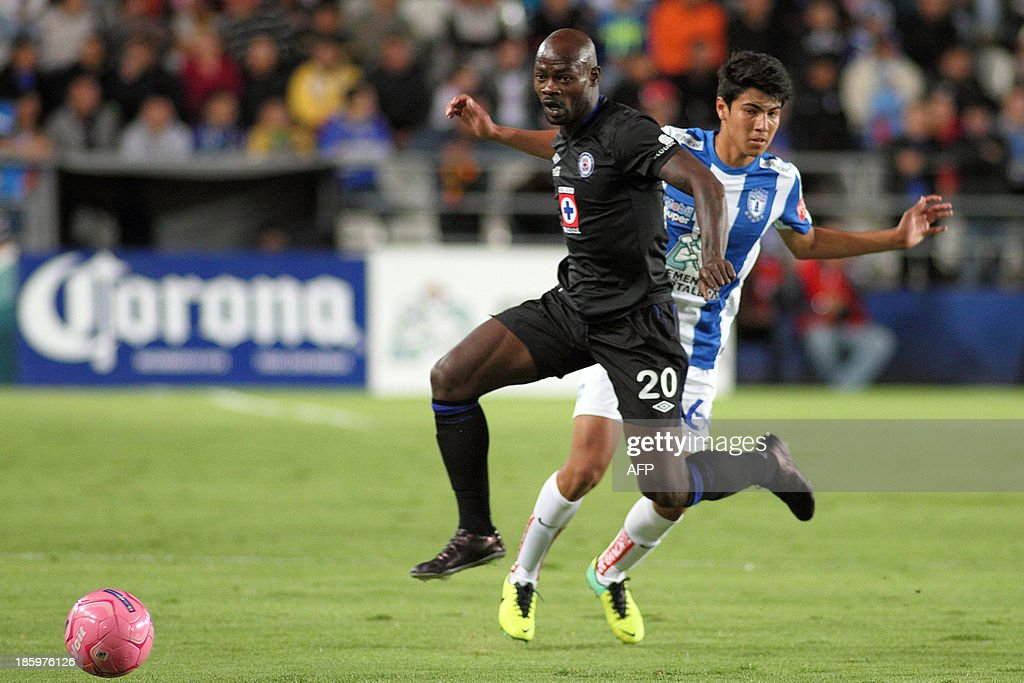 FBL-MEXICO-PACHUCA-CRUZ AZUL : News Photo