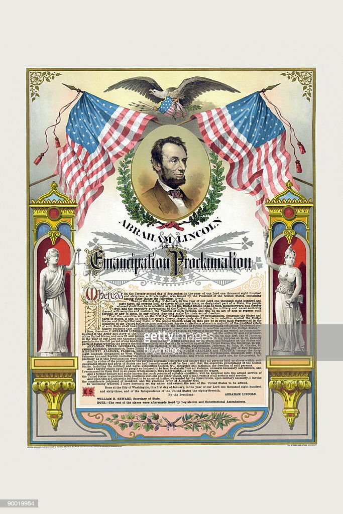 Emancipation Proclamation - Abraham Lincoln