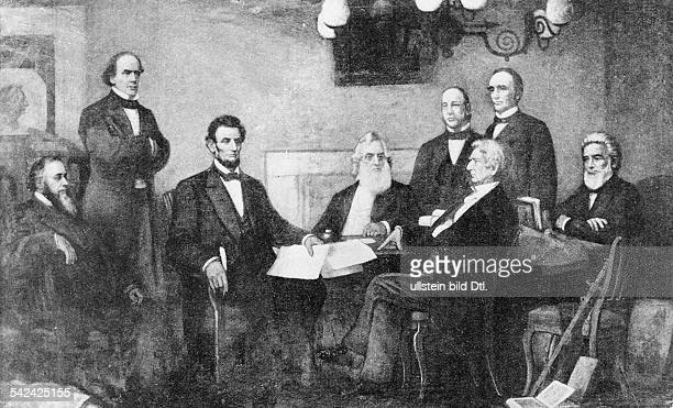abraham lincoln issued the emancipation proclamation President abraham lincoln was faced with a monumental challenge during his   on january 1, 1863 lincoln issued the emancipation proclamation, making.