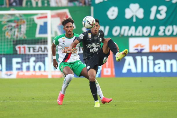AUT: Rapid Wien v Sturm Graz - Admiral Bundesliga