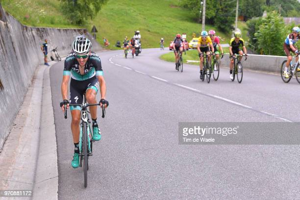 Emanuel Buchmann of Germany and Team Bora Hansgrohe / during the 70th Criterium du Dauphine 2018 Stage 7 a 136km stage from Moutiers to...