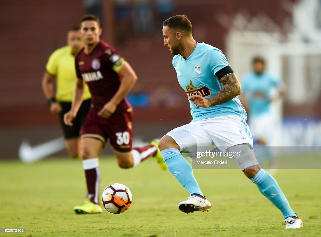 Lanus v Sporting Cristal - Copa CONMEBOL Sudamericana 2018
