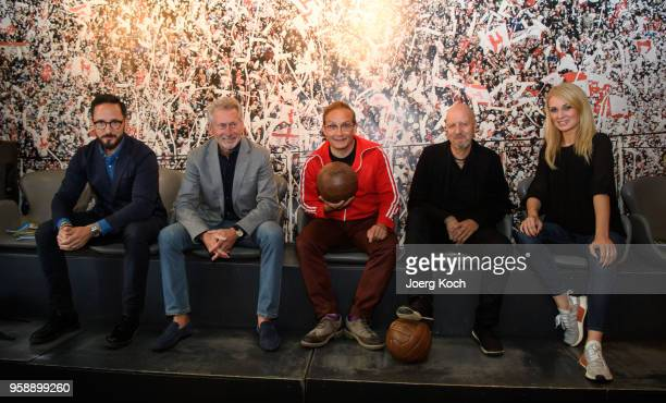 Emanuel Rotstein Director Production HISTORY Germany football legend Paul Breitner host Wigald Boning Andreas Weinek Managing Director History and AE...