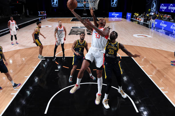 FL: Agua Caliente Clippers v Fort Wayne Mad Ants