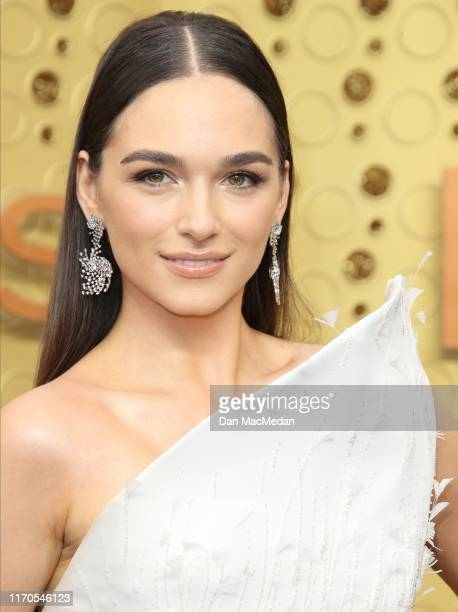 Emanuela Postacchini attends the 71st Emmy Awards at Microsoft Theater on September 22 2019 in Los Angeles California
