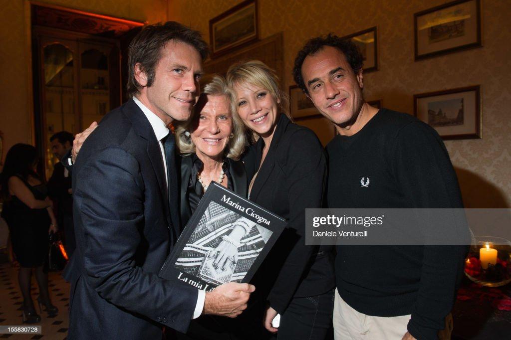 'La Mia Libia' Gala Dinner - The 7th Rome Film Festival
