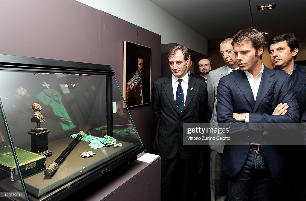 """Casa Savoia"" Opening Exhibition"