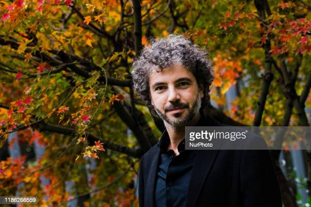 Emanuele Imbucci Director attends FilmTV 'Storia Di Nilde' Photocall in Rome Italy on 3 December 2019 Story of Nilde Nilde Iotti director of the...