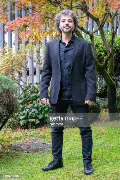 Emanuele Imbucci, Director, attends FilmTV 'Storia Di Nilde' Photocall in Rome, Italy, on 3 December 2019. Story of Nilde, Nilde Iotti, director of...