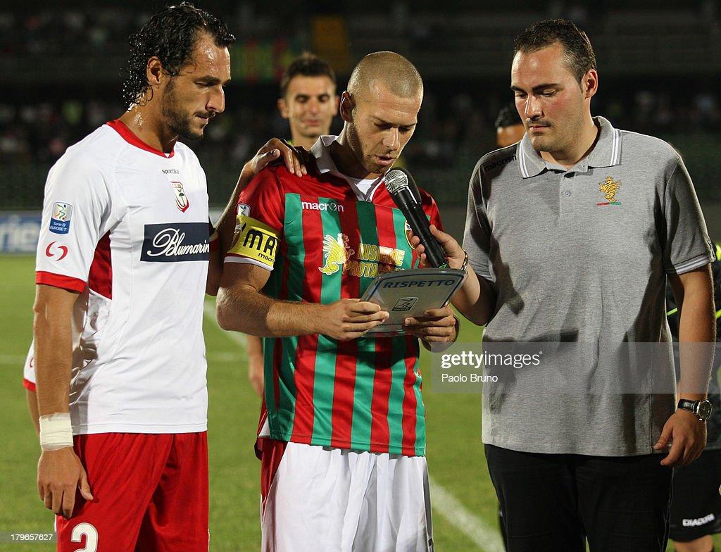 Ternana Calcio v Carpi FC - Serie B : News Photo